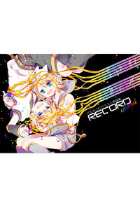 VOCALOIDイラスト再録集 RECORD colorful