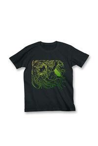 【Tシャツ】「あなたはもう逃げられない」BLACK