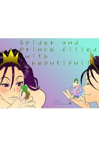 spider and prince filled with beautifull