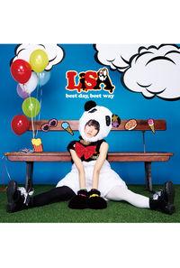 (CD)best day, best way(通常盤)/LiSA