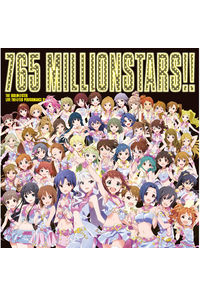 (CD)ソーシャルゲーム「THE IDOLM@STER MILLION LIVE!」テーマソング THE IDOLM@STER LIVE THE@TER PERFORMANCE 01 Thank You!