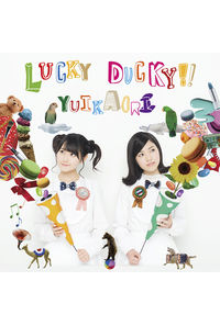 (CD)LUCKY DUCKY!!(通常盤)/ゆいかおり