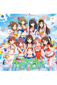 (CD)THE IDOLM@STER CINDERELLA MASTER We're the friends!