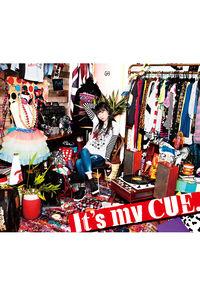 (CD)2ndアルバム It's my CUE.(BD付限定盤)/田所あずさ