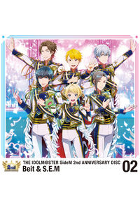 (CD)THE IDOLM@STER SideM 2nd ANNIVERSARY DISC 02/Beit & S.E.M