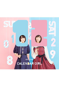 (CD)CALENDAR GIRL(初回限定盤B)/petit milady