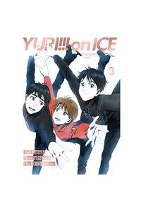 (BD)ユーリ!!! on ICE 3