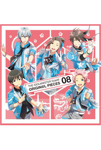 (CD)「アイドルマスター SideM」THE IDOLM@STER SideM ORIGIN@L PIECES 08