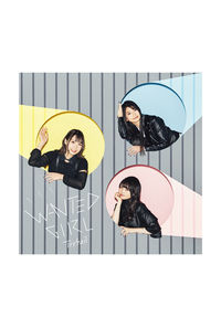 (CD)「タイムボカン 逆襲の三悪人」オープニングテーマ WANTED GIRL(初回生産限定盤)/TrySail