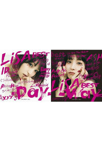 (CD)LiSA BEST -Day-&LiSA BEST -Way-(完全生産限定盤)/LiSA