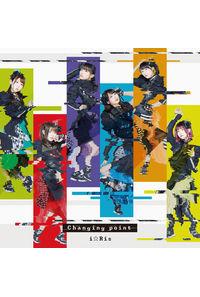 (CD)「魔法少女サイト」オープニングテーマ Changing point(通常盤)/i☆Ris