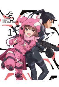 (DVD)ソードアート・オンライン オルタナティブ ガンゲイル・オンライン 1 (完全生産限定版)