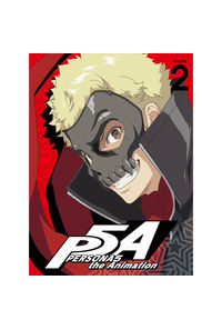 PERSONA5 the Animation キービジュアル