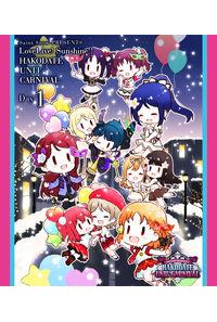 (BD)Saint Snow PRESENTS LOVELIVE! SUNSHINE!! HAKODATE UNIT CARNIVAL Blu-ray Day1