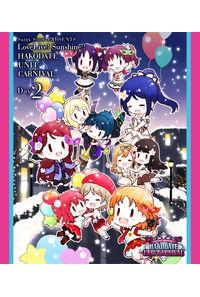 (BD)Saint Snow PRESENTS LOVELIVE! SUNSHINE!! HAKODATE UNIT CARNIVAL Blu-ray Day2