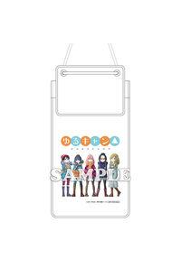 (BD/DVD)ゆるキャン△ Blu-ray 1 とらのあな限定版1巻特典:スマホケース(ポーチ)