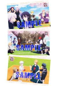 (BD/DVD)続「刀剣乱舞-花丸-」 其の五 Blu-ray 初回生産限定版 各巻特典:オリジナルポストカード