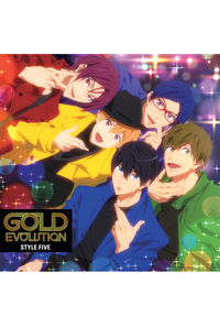(CD)「Free!-Dive to the Future-」エンディングテーマ GOLD EVOLUTION/STYLE FIVE