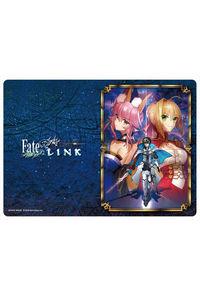 ゼクストワークス Fate/EXTELLA LINK A3クリアデスクマット 1