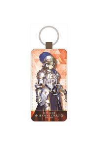 ゼクストワークス Fate/EXTELLA LINK レザーキーホルダー ジャンヌ・ダルク
